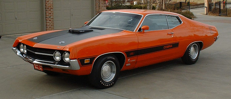 1970 Ford Torino - Cool Old Cars From America!