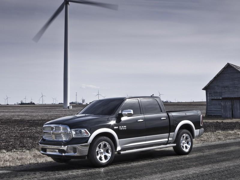 2012 Dodge Ram 1500 Reviews 1