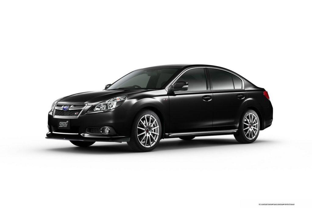 2013 Subaru Legacy STi Sedan