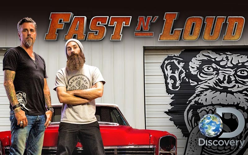fast n loud Top 10 Car Shows on TV