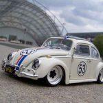 1968 VW Bug Herbie Edition
