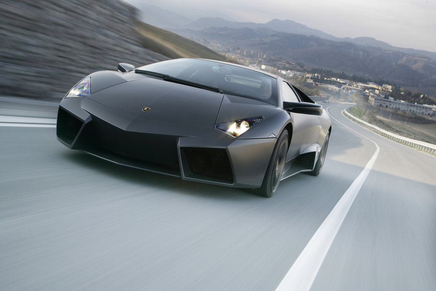 Lamborghini Reventon - Rarest Car In The World