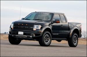The Ever Popular Ford SVT Raptor