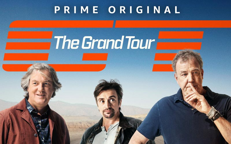 The Grand Tour Top 10 Car Shows on TV