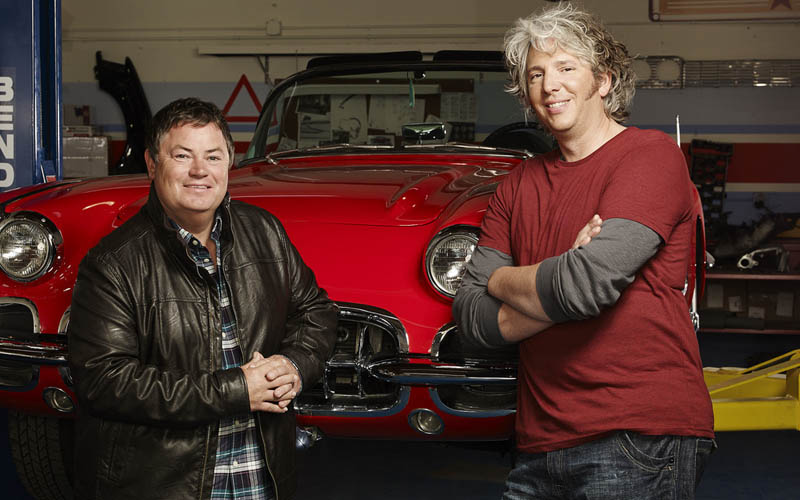 Wheeler Dealers Top 10 Car Shows on TV