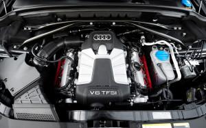 2013 Audi Q5 Engine