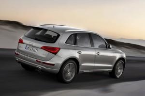 2013 Audi Q5 Rear