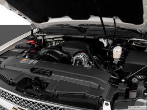 2013 Chevrolet Avalanche Engine