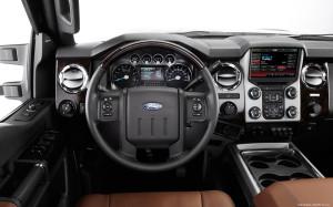 Ford-F250-interior