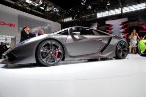 Lamborghini Sesto Elemento Front N Low