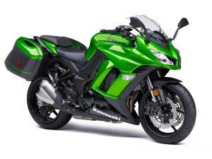 2014 Kawasaki Ninja 1000 ABS With Saddlebags