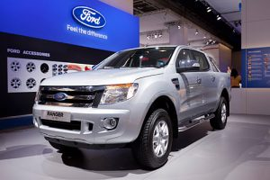 Foreign Cars Not Sold In USA - Ford Ranger (3rd Generation)