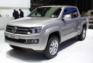 Foreign Cars Not Sold In USA - Volkswagen Amarok