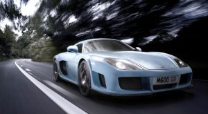 Foreign Cars Not Sold In USA - Noble M600