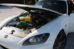 Comptech Supercharged Honda S2000