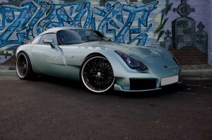 Foreign Cars Not Sold In USA - TVR Sagaris