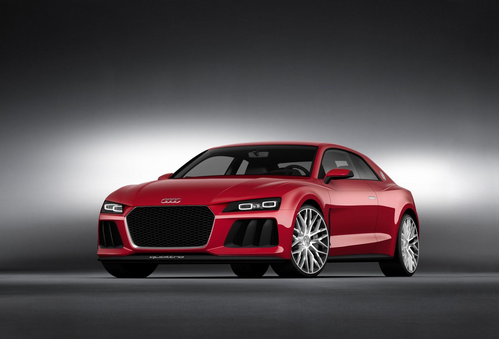Audi Laser Headlights 1