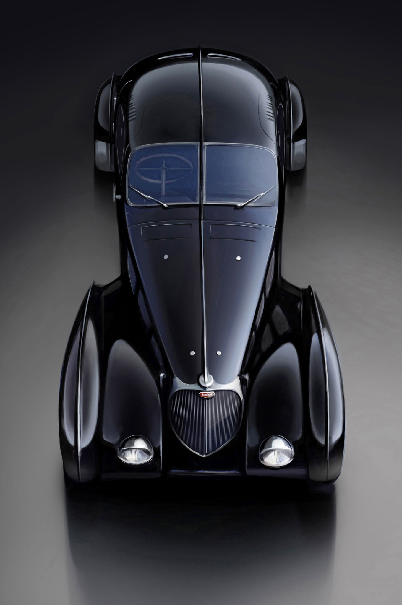 Bugatti Atlantique 2