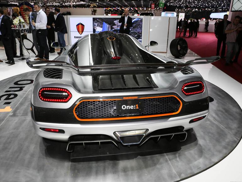 Koenigsegg One:1 Top Speed 2