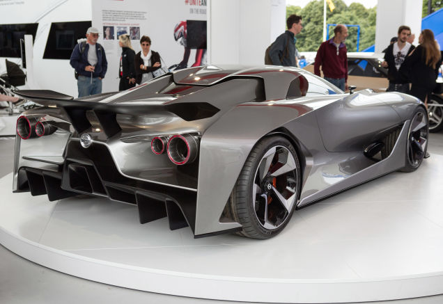 New Nissan Concept 2020