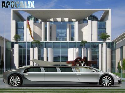 Bugatti Limo Concept