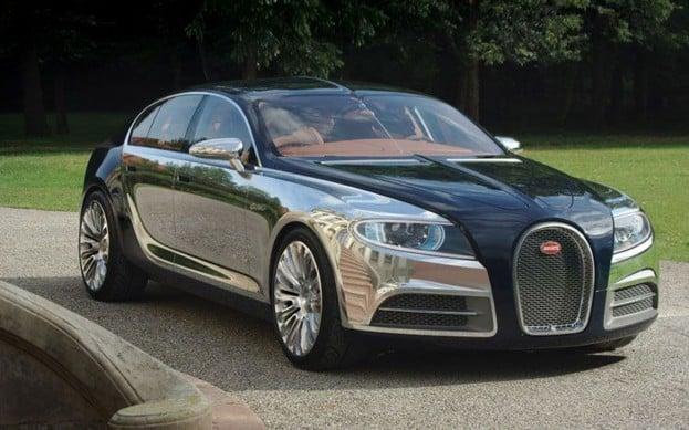 Bugatti Limo