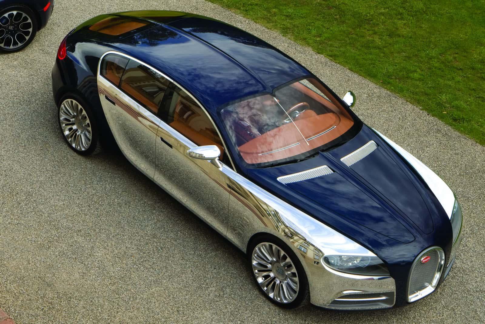 Bugatti Limousine 1