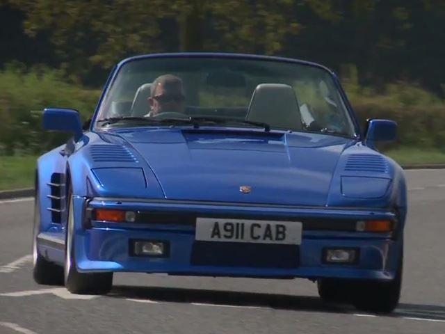 1989 Turbo Flatnose