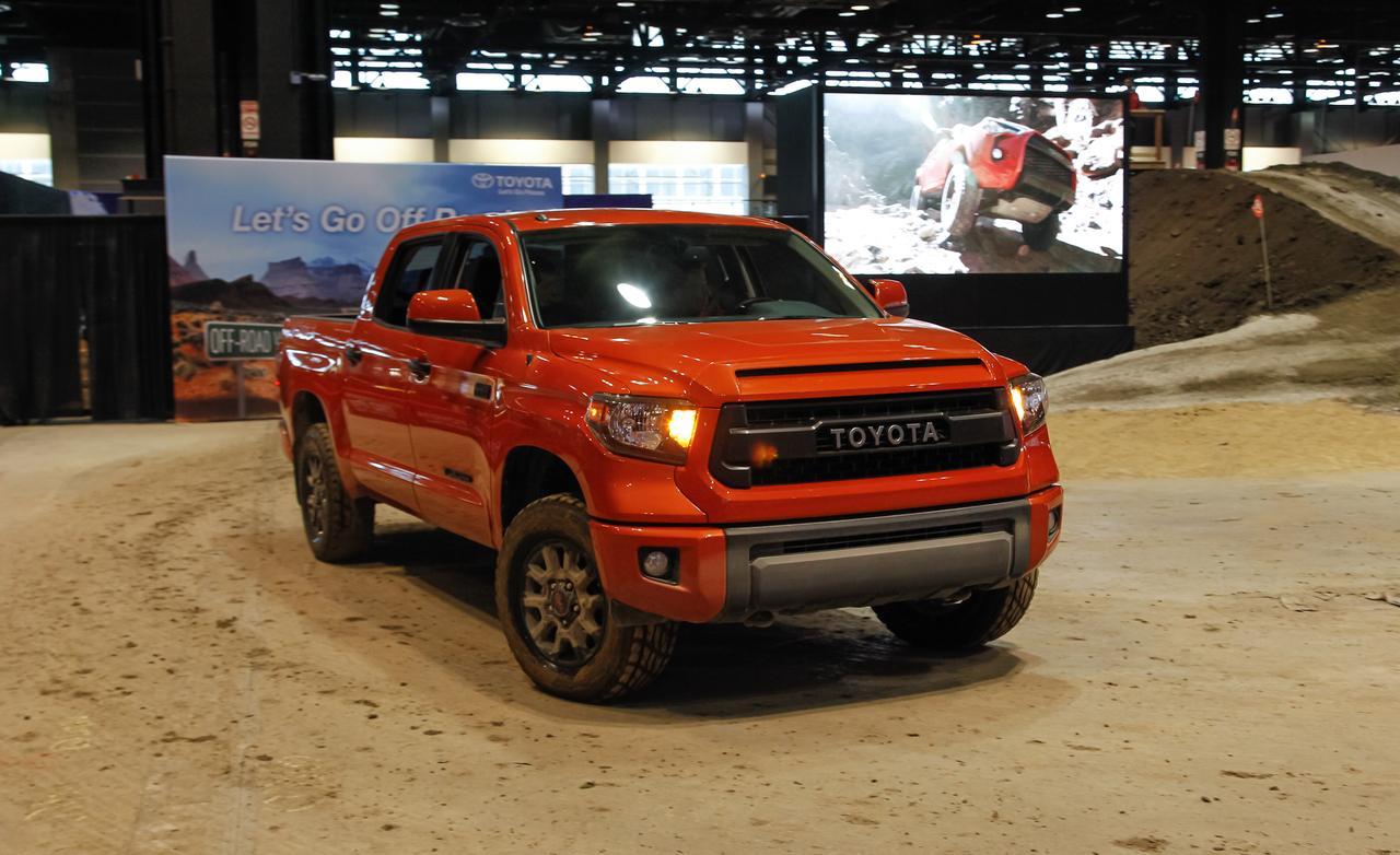 2015 toyota tundra pro series
