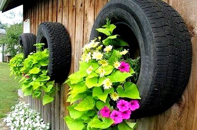 Uses For Old Tires 2