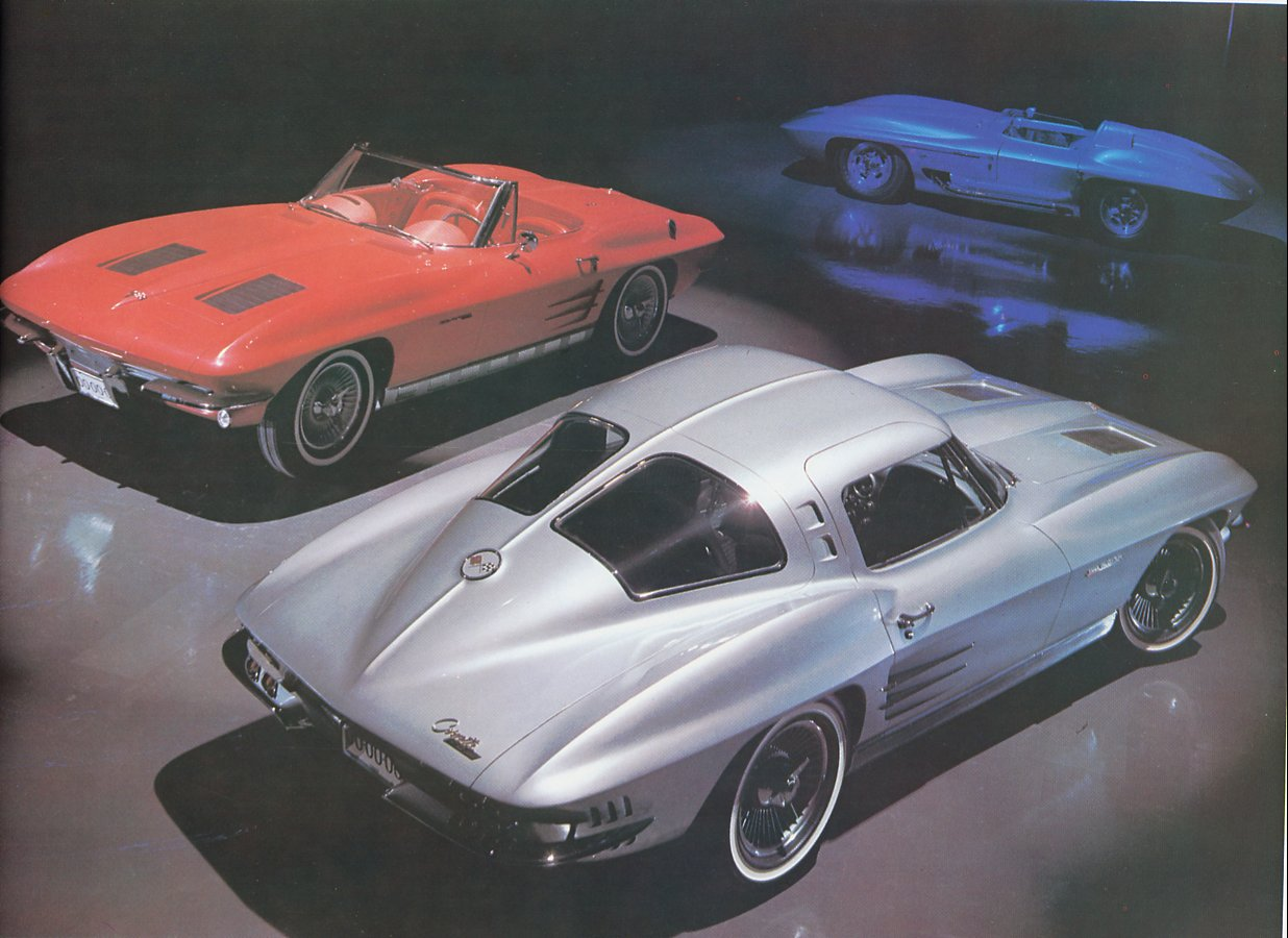1963 Corvette Prototypes