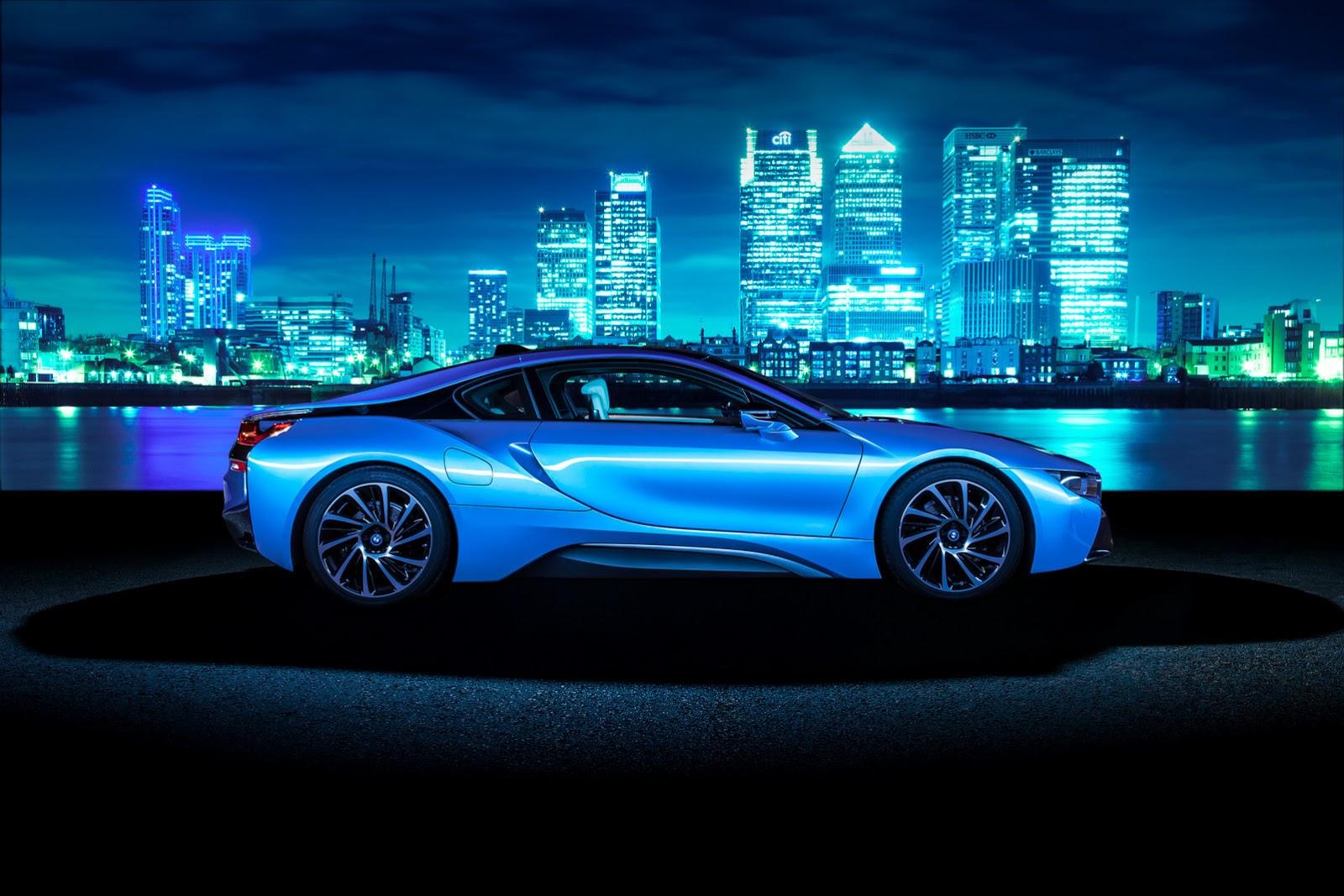 Photo Of The 2015 BMW i8 Tt Night