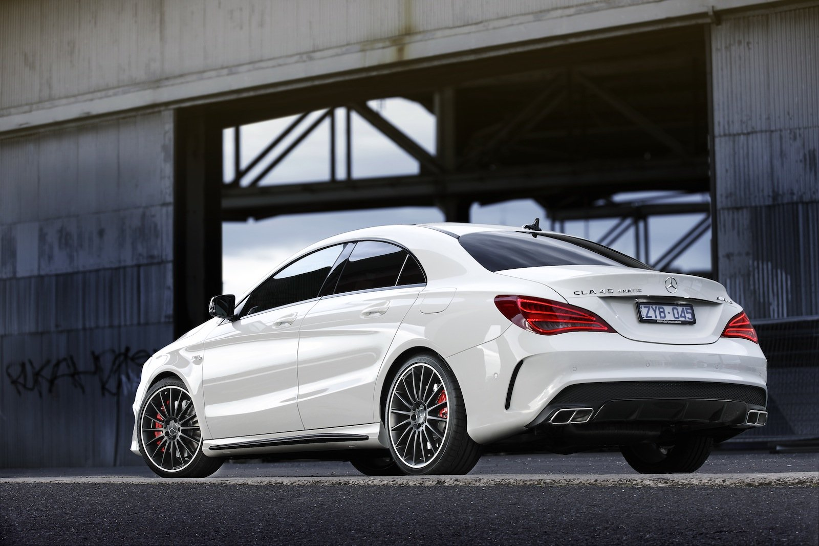 Mercedes CLA 45 AMG Launches in India