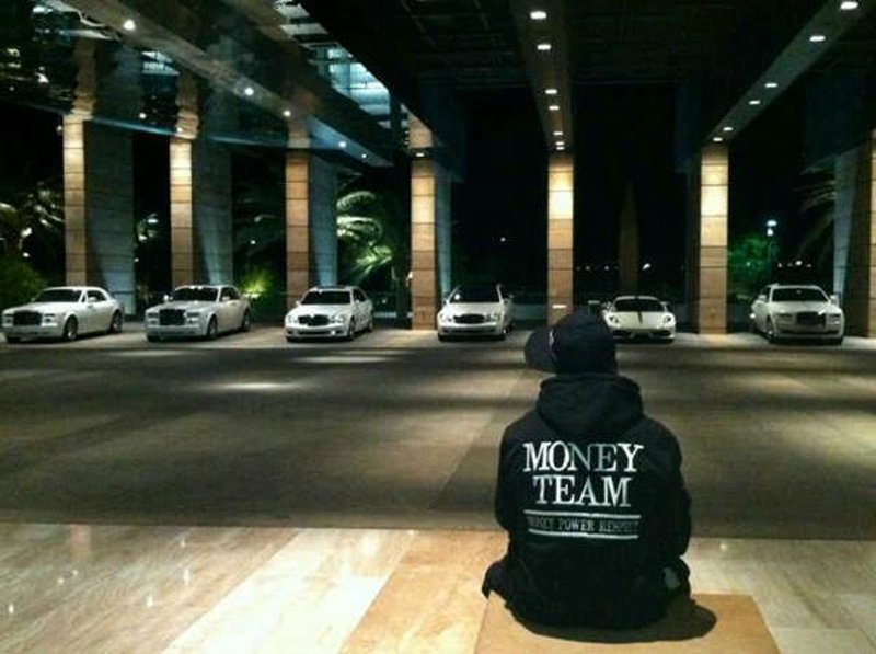 Floyd Mayweathers House and Cars