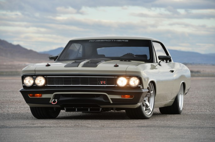 """Recoil"" A 66 Chevelle by Ringbrothers"