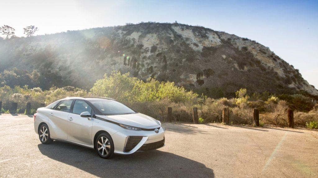 The New 2016 Toyota Mirai