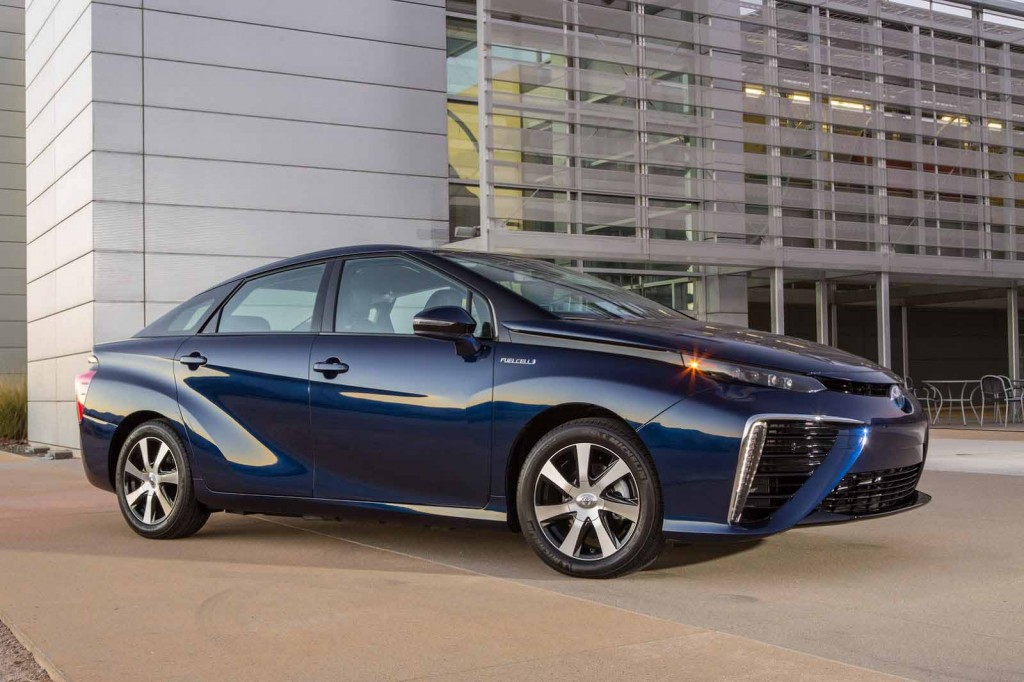 20-Year Pursuit of Toyota Finally Bears Fruit With the 2016 Toyota Mirai