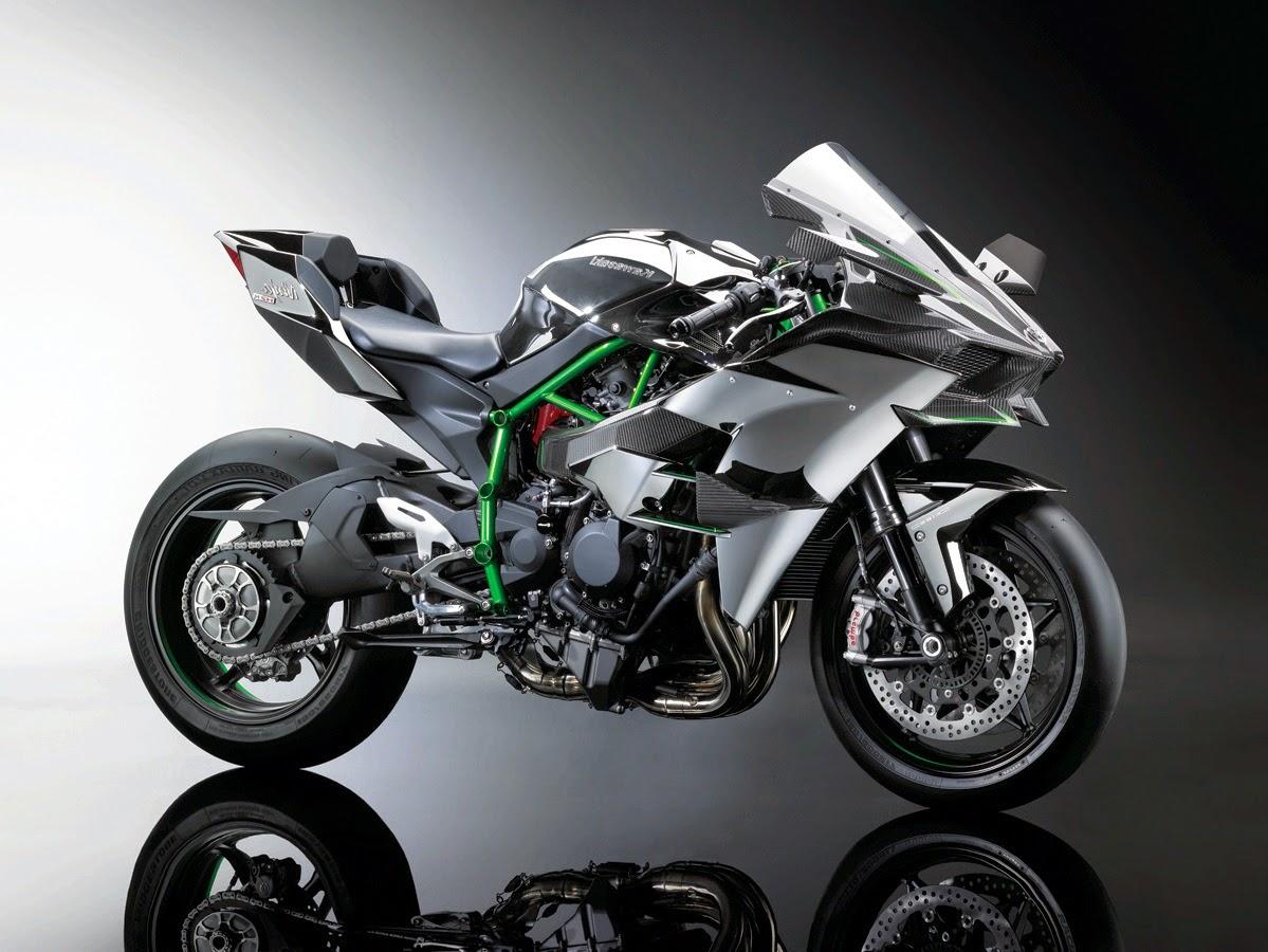 2015 Kawasaki Ninja H2R