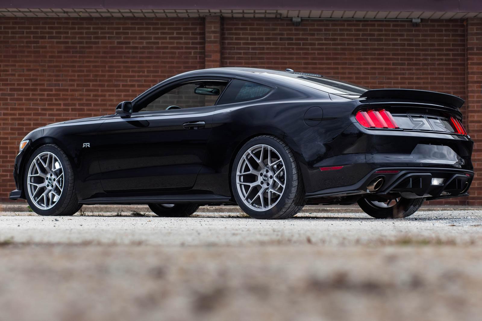 2015 Mustang RTR 4