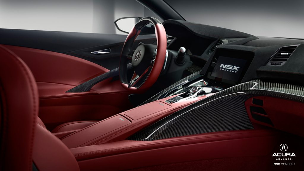 Acura NSX Type-R 4