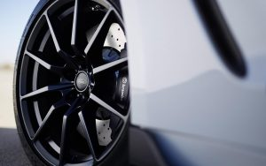 2015 Shelby GT350 brakes