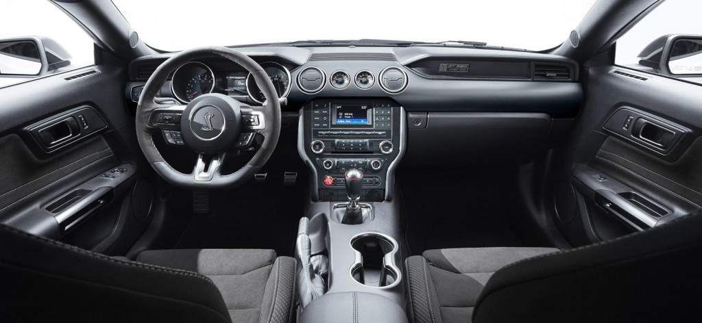 2015 Ford Mustang GT350 Shelby Interior