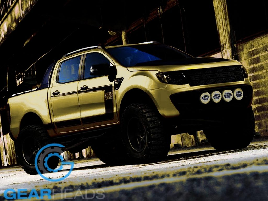 What we want the 2016 Ford Ranger to look like.