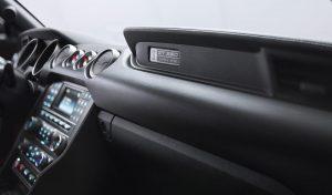 Interior 2015 Mustang GT350