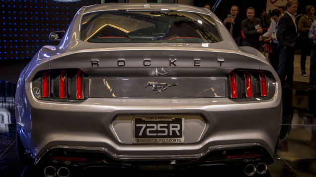 Galpin Fisker Mustang 1