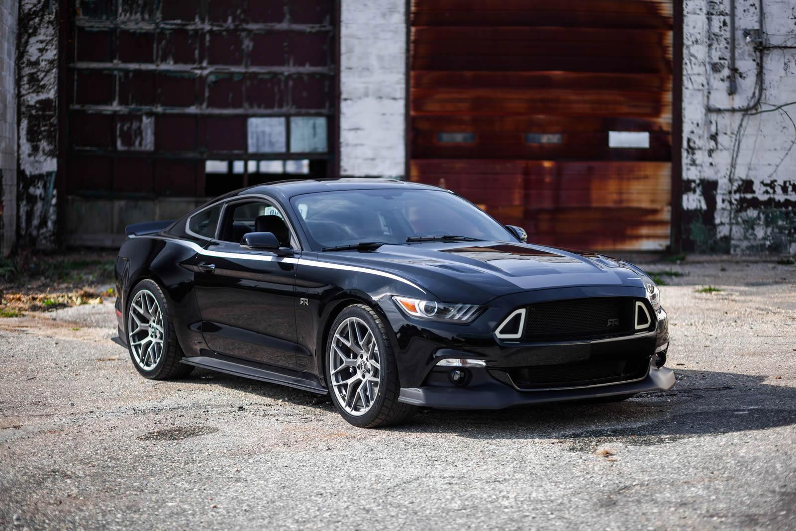 2015 Mustang RTR 1