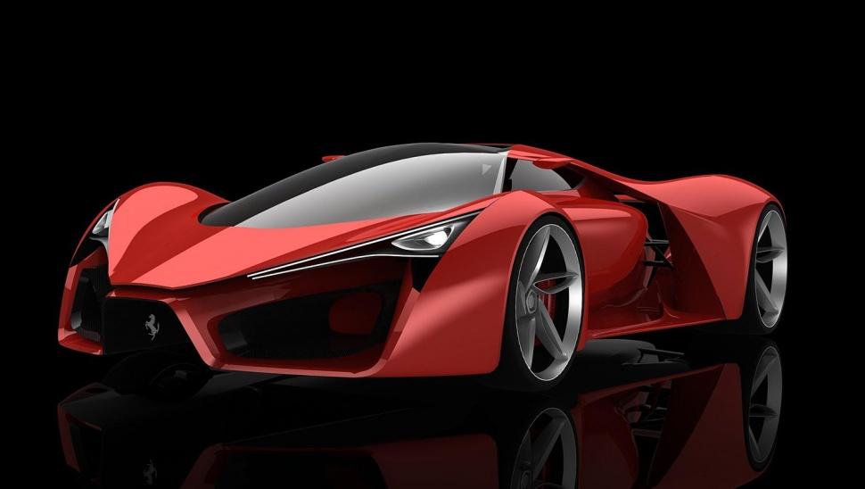 Ferrari F80 Prancing Pony - Ferrari Concept 2