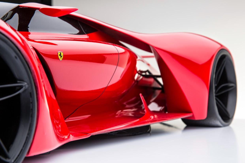 Ferrari F80 Prancing Pony - Ferrari Concept 1