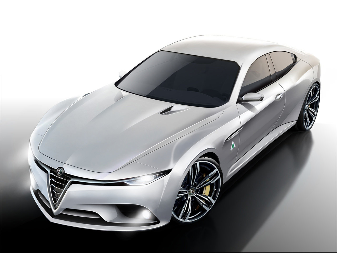 2015 Alfa Romeo Giulia Launches First Among 9 New Alfas
