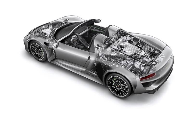 2015 Porsche 918 Spyder Redefining the Future of Super Cars 10